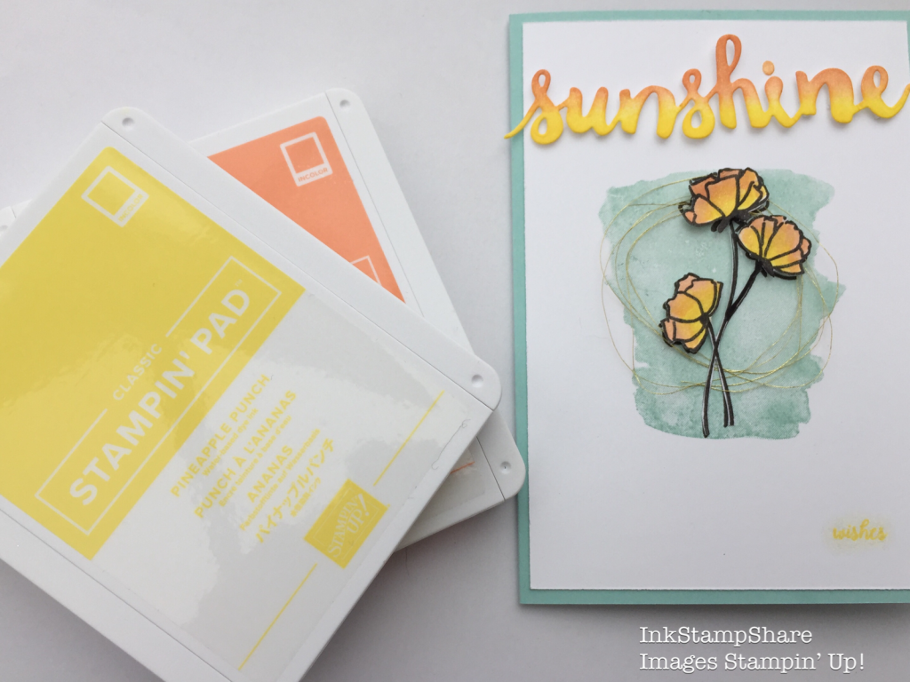 Friend and Thank you cards using the Love What You Do stamp set and Share What You Love DSP