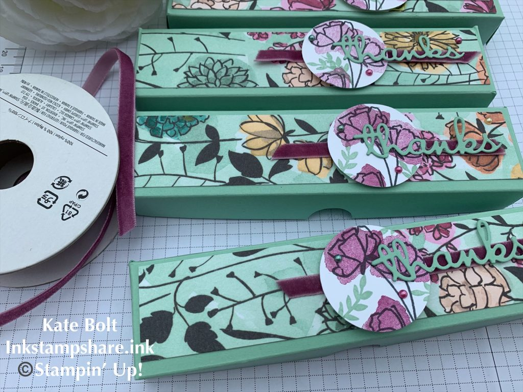 Tea Light Gift Box - Share What You Love